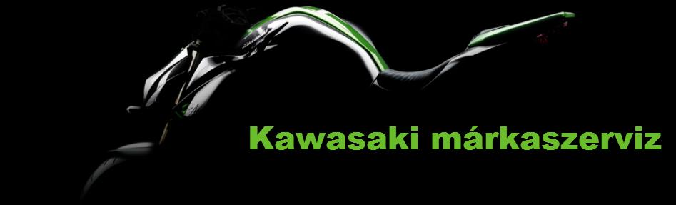 kawasaki márkaszervíz